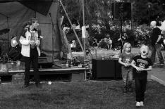 Sthlm, 2012: In the park