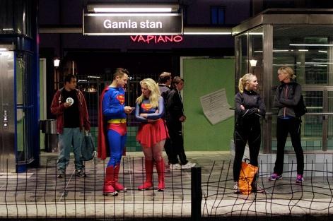 Sthlm, 2012: Saturday night