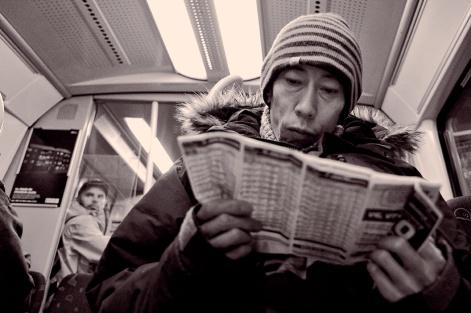 Sthlm, 2012: Looking for a break