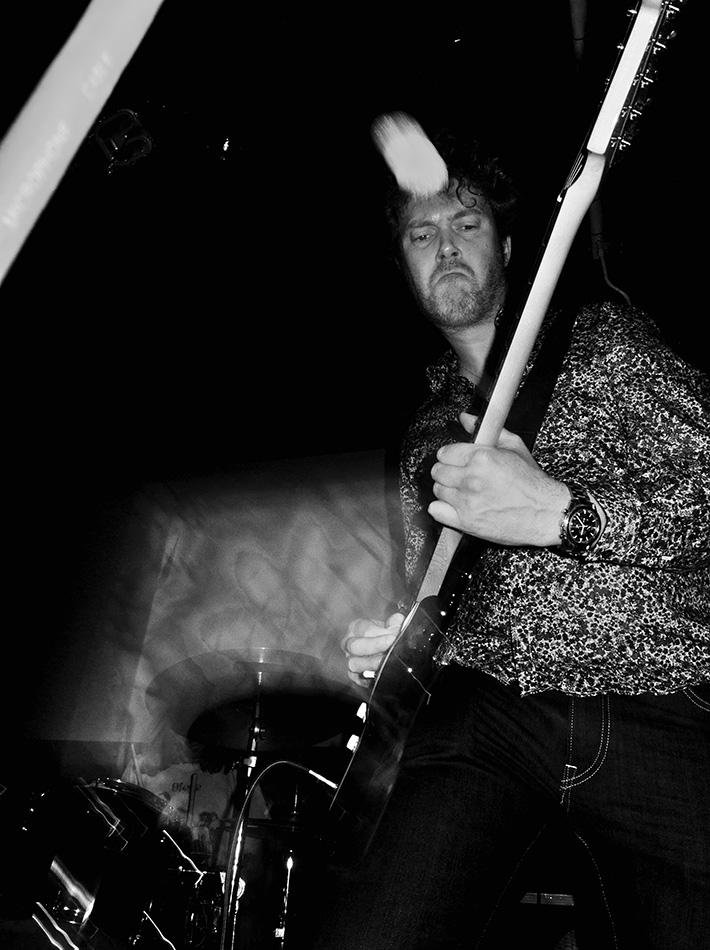 Stockholm, 2012: Peter Pedersen