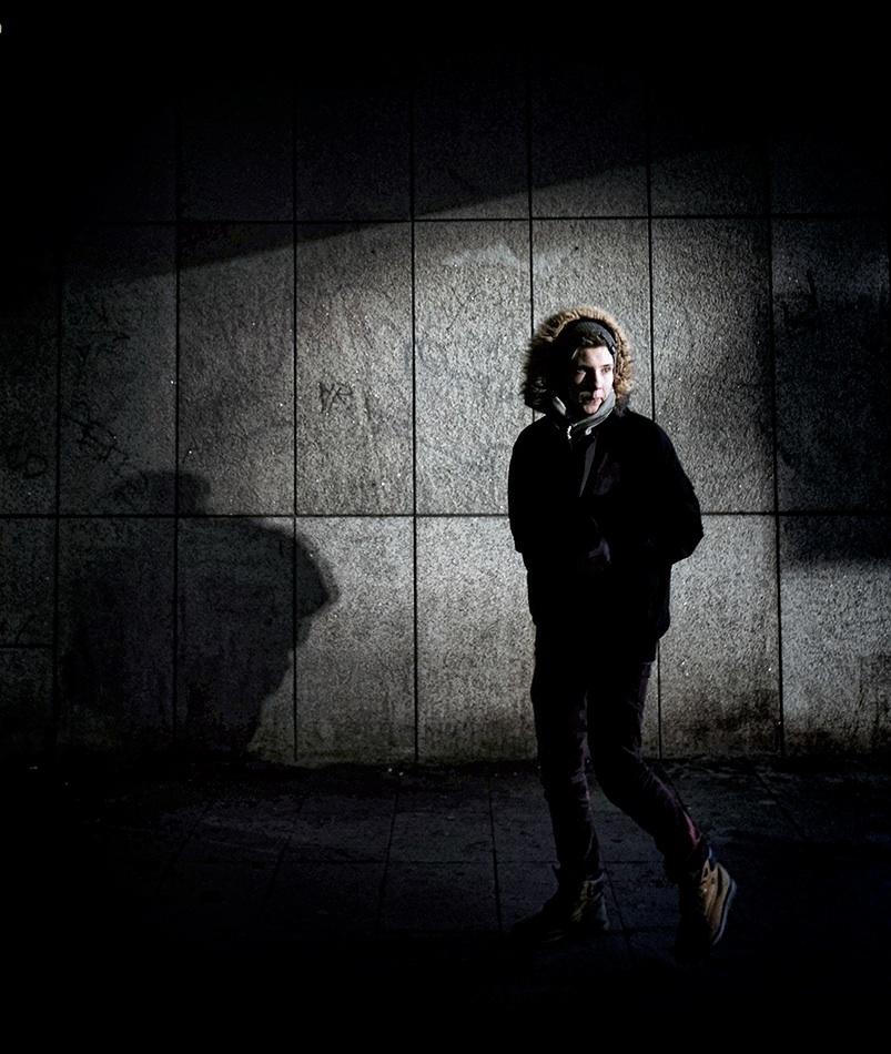 Sthlm, 2013: Stalker