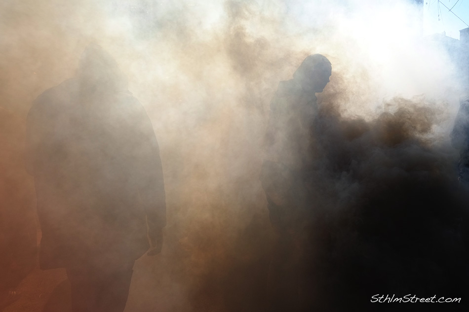 Sthlm, 2013: Smoke 1