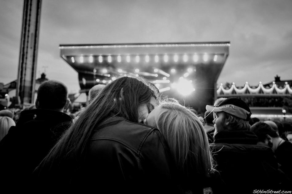 Gröna Lund, 2013: Music love