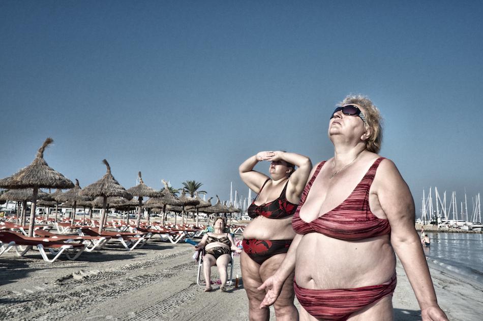 Playa del Palma, 2013: Beach life 1