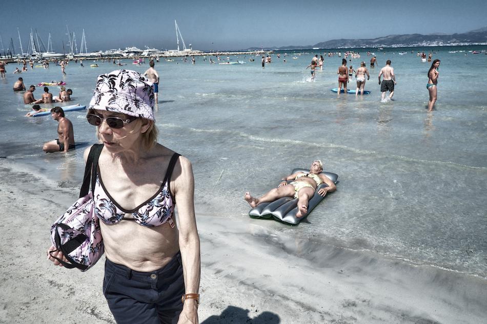 Playa del Palma, 2013: Beach life 2