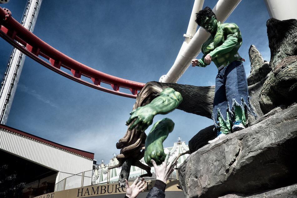 Sthlm, 2015: Hulk