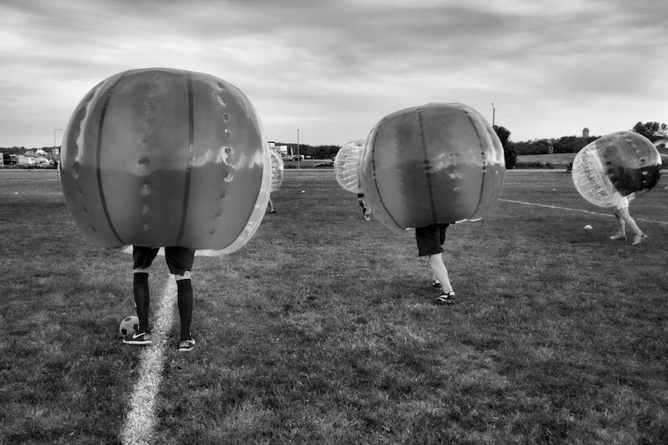 Sthlm, 2015: Bumperball